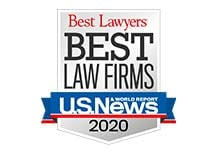 Best Lawyers Best Law Firms U.C. News 2020